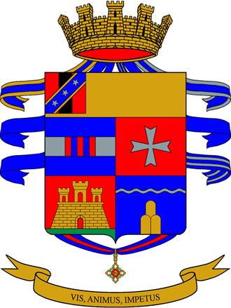 Garibaldi Bersaglieri Brigade - Image: Co A mil ITA btg bersaglieri 26