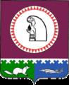 Coat of Arms of Oktyabrsky rayon (Khanty-Mansyisky AO).png