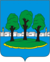 Coat of arms of Ostrovas rajons