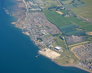 Cockenzie and Port Seton unified town in East Lothian, Scotland