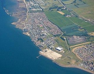 Cockenzie and Port Seton town