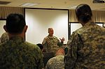 Col. Prendergast briefs soldiers prior to Tiger Balm 2012 DVIDS626949.jpg