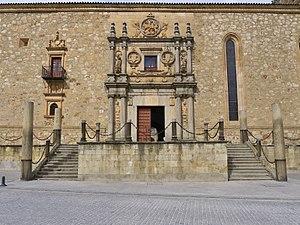 Resultado de imagen de colegio arzobispo fonseca salamanca