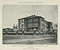 Colegio para Niñas, de Religiosas Francesas del Niño Jesús, Burgos, fachada lateral, Arquitectura y Construcción, julio de 1904.jpg