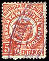 Colombia Antioquia 1893 Sc95 used.jpg