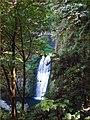 Columbia River Gorge, Multnomah Falls 8-30-13f (10004137513).jpg