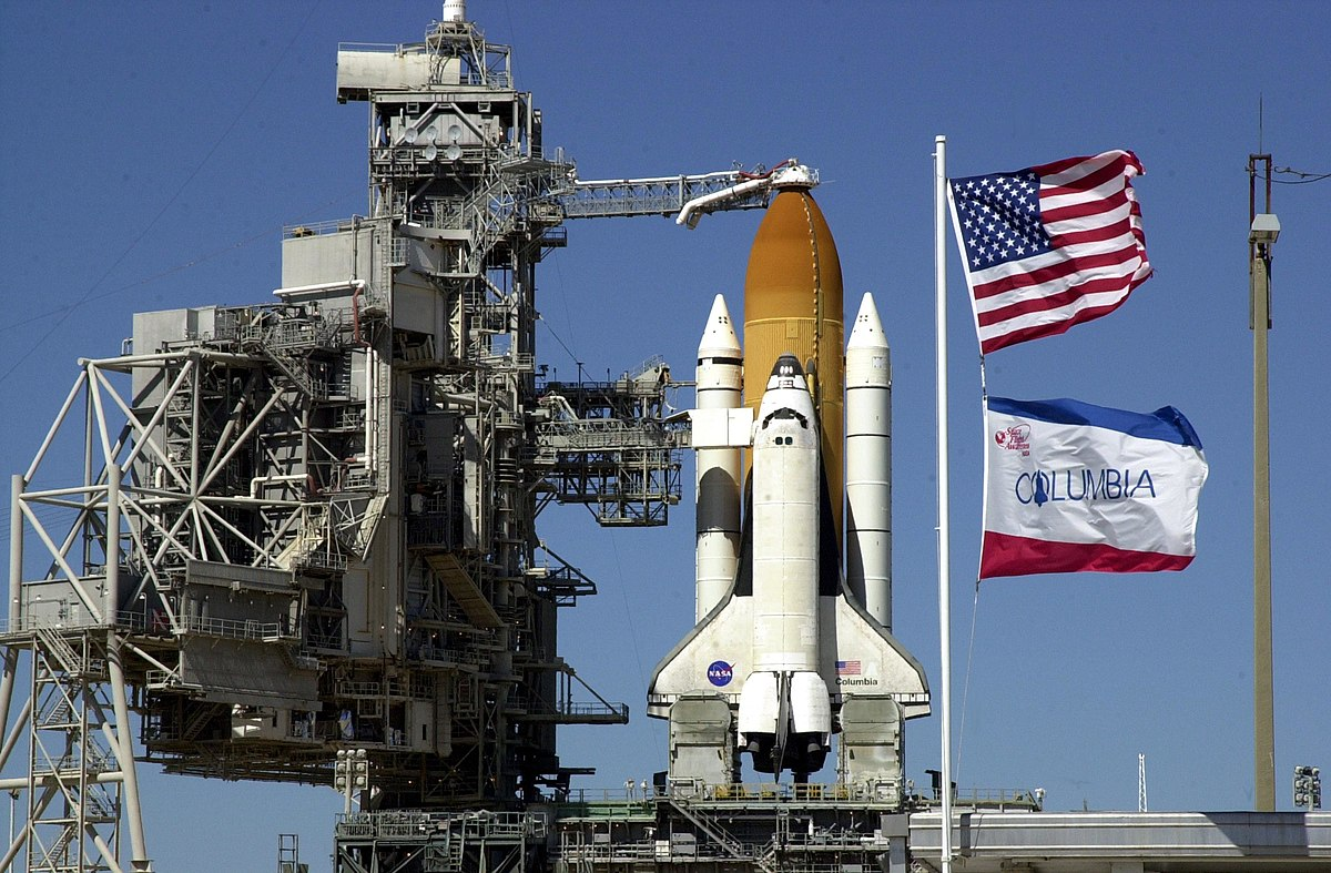 how many space shuttle missions were launched - photo #39