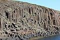 Columnar basalt Breiðafjörður 2012-07.JPG