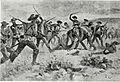 Composición de Mota reconstruyendo la muerte de José Martí en Dos Ríos, 1895.jpg