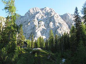 Gailtal Alps - Mt Reißkofel