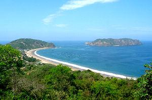 Manabí Province - Comuna Salango