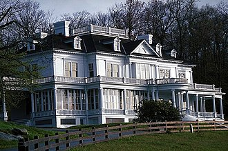 Moses H. Cone Memorial Park - Moses Cone Manor
