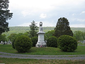 Confederate Memorial (Romney, West Virginia) - Confederate Memorial