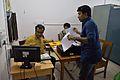 Conference Preparation - Bengali Wikipedia 10th Anniversary Celebration - Jadavpur University - Kolkata 2015-01-07 2313.JPG