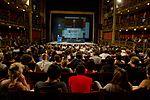 Conferencia magistral de Noam Chomsky - - Foro Internacional por la Emancipación y la Igualdad (16175106554).jpg