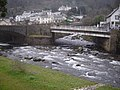 Confluence of East and West Lyn Rivers, Lynmouth - geograph.org.uk - 346234.jpg