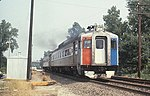 Connecticut Valley Service train at Windsor Locks station, August 1984.jpg