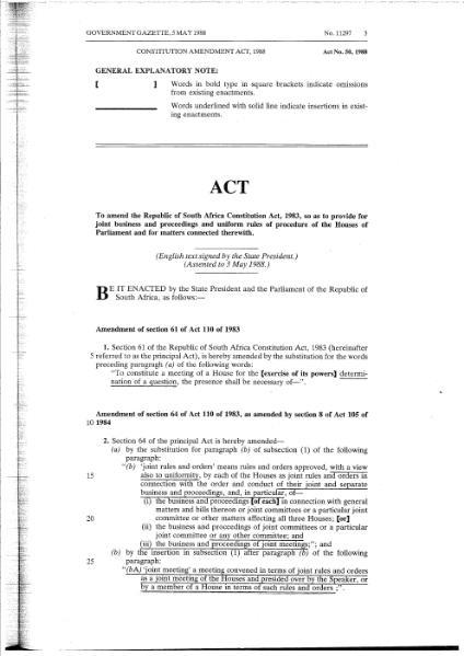 File:Constitution Amendment Act 1988.djvu