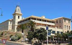 Sorrento, Victoria - Image: Continental hotel sorrento