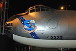 Convair B-36 Peacemaker, National Museum of the US Air Force, Dayton, Ohio, USA. (45511598195).jpg