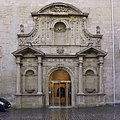 Convento de la Merced (Logroño). Portada.jpg