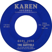 Cool Jerk by The Capitols US vinyl A-side.png