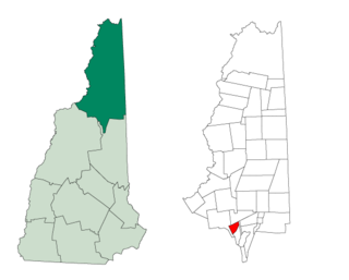 Crawfords Purchase, New Hampshire Township in Coos County, New Hampshire, United States