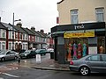Corner of Green Street and Henderson Road, E7 - geograph.org.uk - 433254.jpg