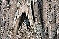 Coronation of the Virgin - Nativity facade of the Sagrada Familia.jpg