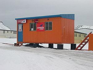 Villa Las Estrellas - Chilean Post office in Villa Las Estrellas.