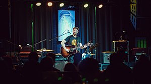 Cory Branan - Branan at Gypsy Sally's (Washington, DC) October 2015