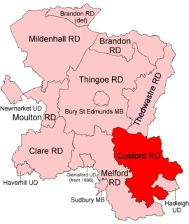 Cosford Rural District