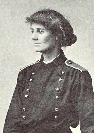 1918 United Kingdom general election - Constance Markievicz was the first woman elected to the House of Commons, but as an Irish nationalist she did not take her seat at Westminster.