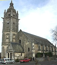 Courgeon, Orne, église Notre Dame bu 89 e 1.jpg