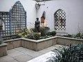 Courtyard, St Ethelburga's Church, Bishopsgate EC2 - geograph.org.uk - 1571131.jpg