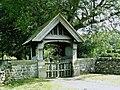 Coverham church lychgate - geograph.org.uk - 345351.jpg