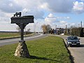 Cowbit village sign - geograph.org.uk - 132944.jpg