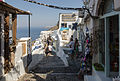 Crater rim alley - Fira - Santorini - Greece - 01.jpg