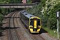 Creech St Michael - GWR 158798 Cardiff service.JPG