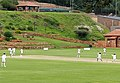 Cricket training in one of schools of Johannesburg.jpg
