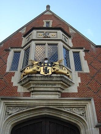 Crosby Hall, London - Image: Crosby Hall London 05