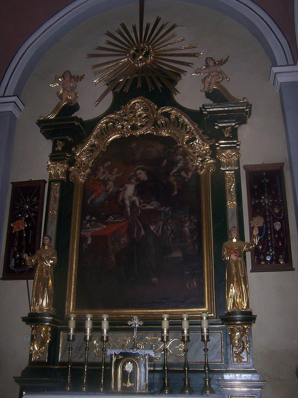 Cudowny Obraz Swietego Antoniego w Przeworsku