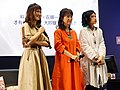 Cuisine Dimension voice actresses standing on the stage 20190414e.jpg