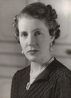 Cynthia Spencer, Countess Spencer British countess