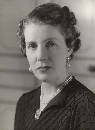 Cynthia Spencer, Countess Spencer - Lady Spencer in 1939