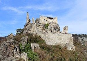 Dürnstein - Dürnstein Castle