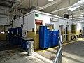 DOD garáže Vršovice 2015, v hale, Na šejdru.jpg