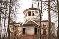 DP2M4217 The Ruins of the Church of the Sign in Teploe (Церковь Знаменская в Теплом). 1797. East view. (24106590925).jpg