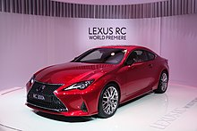 Lexus Rc Wikipedia
