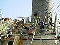 Dach Reparatur Mai2009.JPG